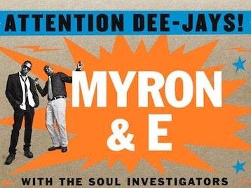 Myron & E artist photo