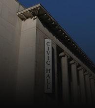 Civic Hall artist photo