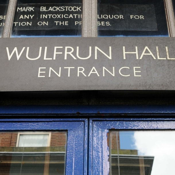 Wulfrun Hall Events