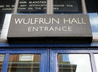 Wulfrun Hall artist photo