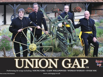 The Union Gap UK artist photo