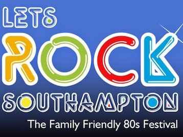 Let's Rock Southampton!: Billy Ocean, Bananarama, Howard Jones, ABC, Go West!, Nick Heyward, The Real Thing, Heaven 17, Altered Images, Brother Beyond, Jaki Graham, Then Jerico picture