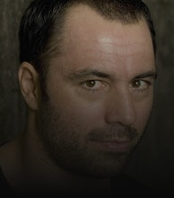 Joe Rogan artist photo
