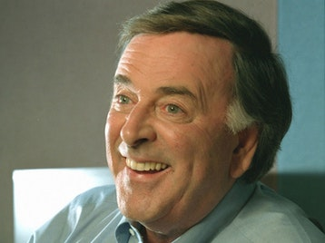 Sir Terry Wogan artist photo