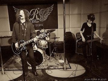 Alan Merrill & The Arrows artist photo