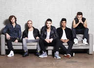 The Wanted artist photo