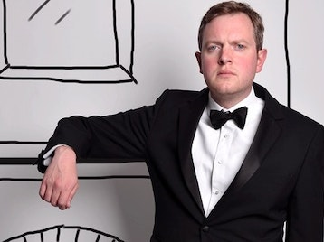 Miles Jupp Is The Chap You're Thinking Of: Miles Jupp picture
