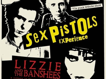 Sex Pistols Experience + Lizzie & The Banshees picture