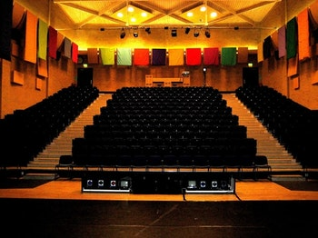 Thornden Concert Hall venue photo