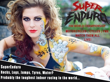 World Superenduro Championship Grand Prix Race Day picture