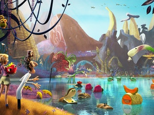 Film promo picture: Cloudy With A Chance Of Meatballs 2