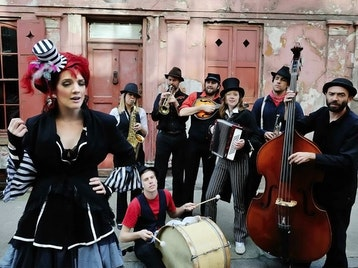 Gabby Young & Other Animals artist photo