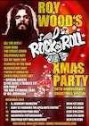 Flyer thumbnail for Roy Wood's Rock n' Roll Christmas Party: Roy Wood