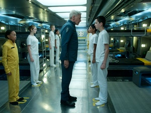 Film promo picture: Ender's Game