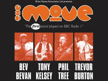 The Third Trevor Burton Charity Show: The Move + Danny King + Geoff Turton + Joy Strachan-Brain + Abby Brant + Mods and Sods + Trevor Burton Band picture