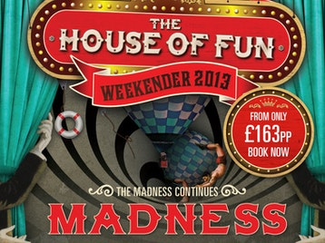 The Madness House Of Fun Weekender picture