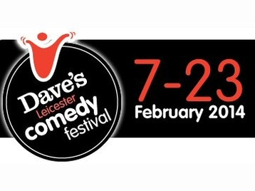 Picture for Dave's Leicester Comedy Festival 2014