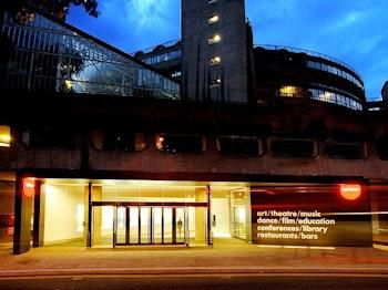 Barbican Centre venue photo