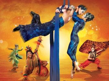 Dralion: Cirque Du Soleil picture