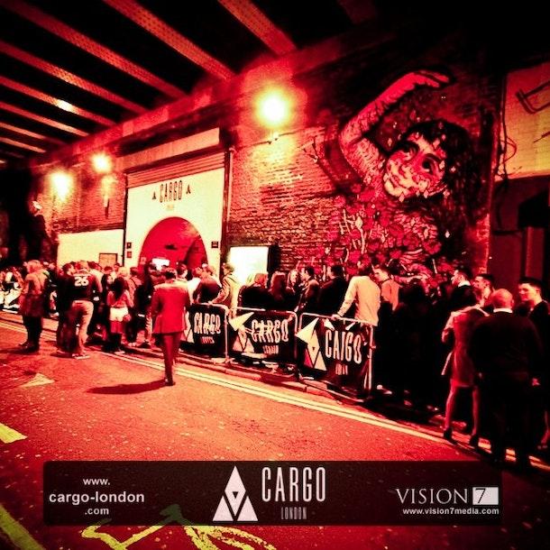 Cargo Events