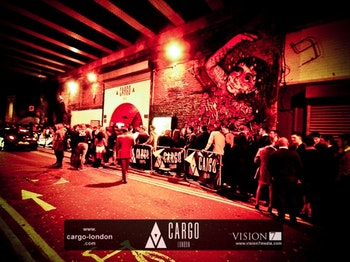Cargo venue photo