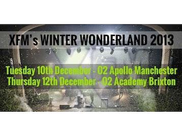 Picture for XFM Winter Wonderland 2013