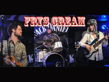 Frys Cream artist photo