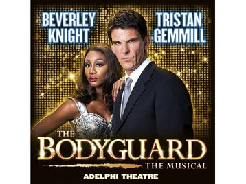 The Bodyguard: Beverley Knight, Alexandra Burke, Tristan Gemmill, Joelle Moses picture