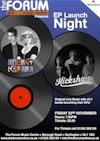 Flyer thumbnail for Ep Launch Night: Silent Houses + Kickshaws