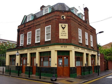The Stag's Head venue photo