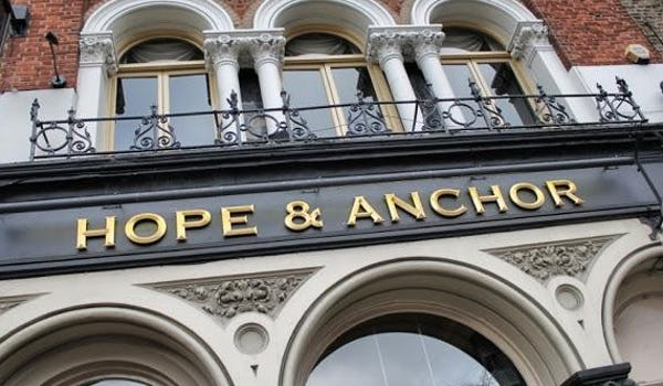 Hope & Anchor and The Hope Theatre Events