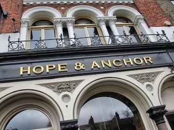 Hope & Anchor venue photo