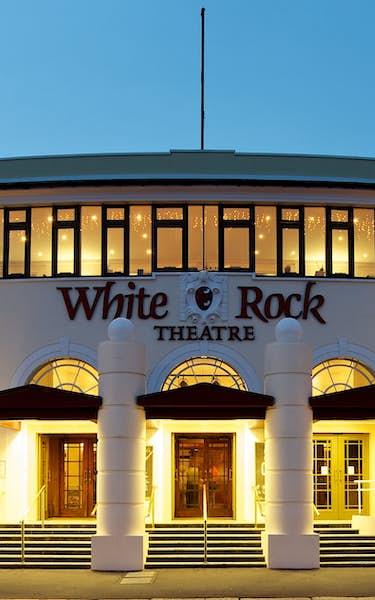 The White Rock Theatre Events