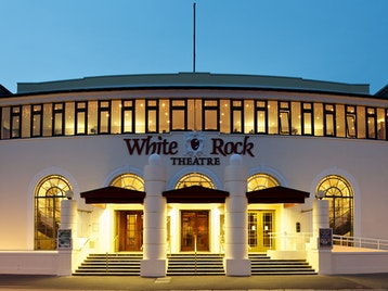 The White Rock Theatre venue photo