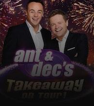 Ant & Dec's Takeaway On Tour artist photo