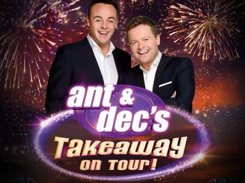 Ant & Dec's Takeaway On Tour picture
