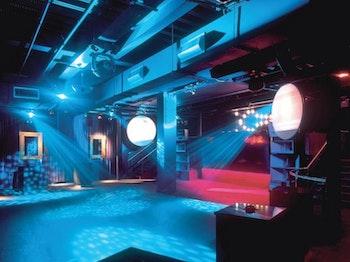 Digital venue photo