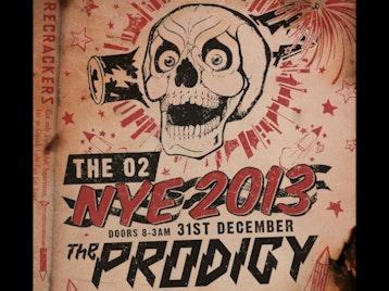 NYE 2013: The Prodigy + Rudimental + Jaguar Skills + Modestep + Slipmatt picture