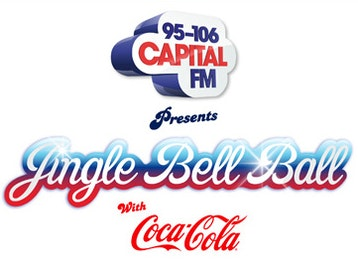 Picture for Capital FM's Jingle Bell Ball