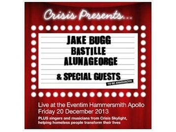 Crisis Presents: Jake Bugg + Bastille + AlunaGeorge picture