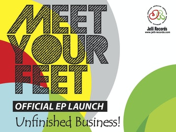 EP Launch: Meet Your Feet + Just 3 picture