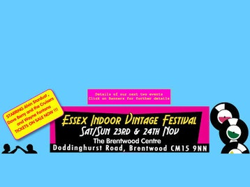 Essex Indoor Vintage Festival picture