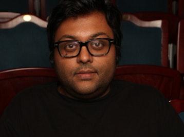 Sunil Patel artist photo