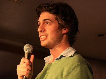 Dave's Leicester Comedy Festival 2014: Jack Barry, Mark Cooper-Jones picture