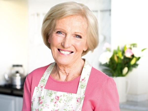 Mary Berry Tour Dates