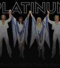 PLATINUM artist photo