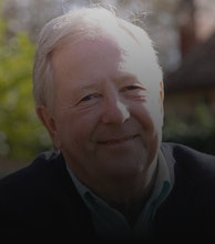Tim Brooke-Taylor artist photo