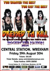 Flyer thumbnail for Rockin' The Nation 2014: Dressed To Kill