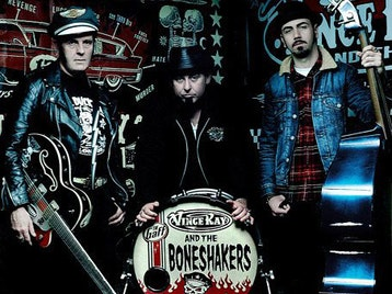 Vince Ray And The Boneshakers artist photo
