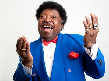 Percy Sledge artist photo